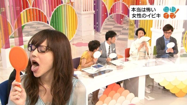【擬似フェラ画像】女子アナやアイドルが食レポする時ってなんであんなにエロい顔になるんだ?ww 08