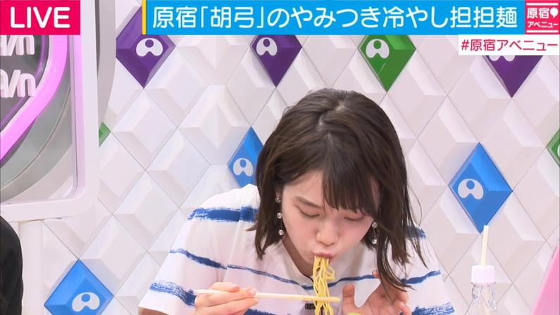 【擬似フェラ画像】女子アナやアイドルが食レポする時ってなんであんなにエロい顔になるんだ?ww 20