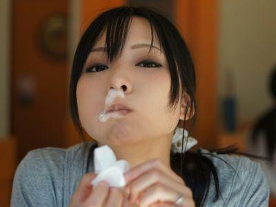 【擬似フェラキャプ画像】チンコ咥えるかのようにエロい食べ方するタレント達の表情がエロすぎるw 11