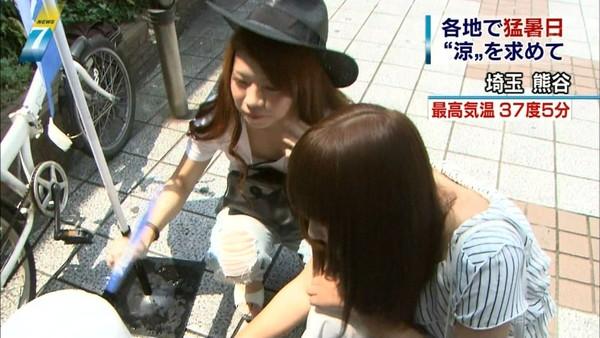 【放送事故画像】テレビに映された素人がエロかった! 01
