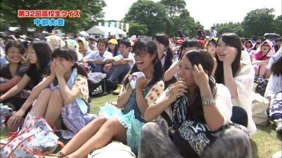 【放送事故画像】テレビに映された素人がエロかった! 05
