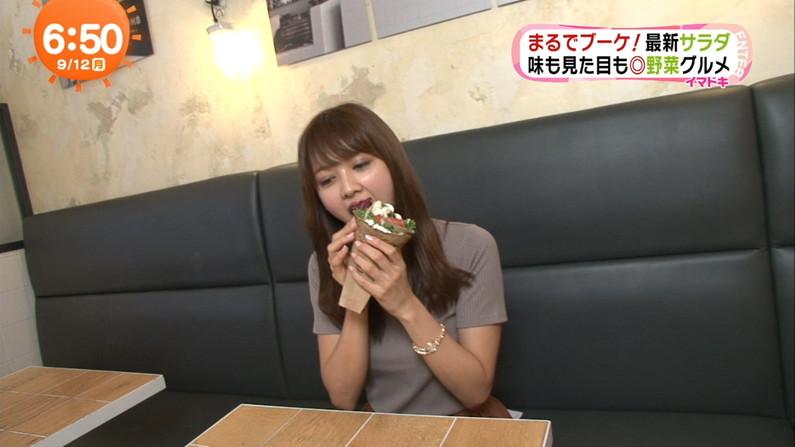 【擬似フェラキャプ画像】美味しそうにチンコ咥えてる姿が想像できちゃうタレント達のエッチな食レポww 05