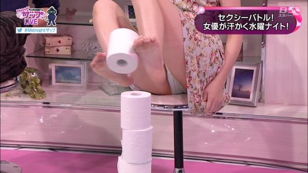 【放送事故画像】テレビでこんな事して羞恥心と言うものはないのか!! 05