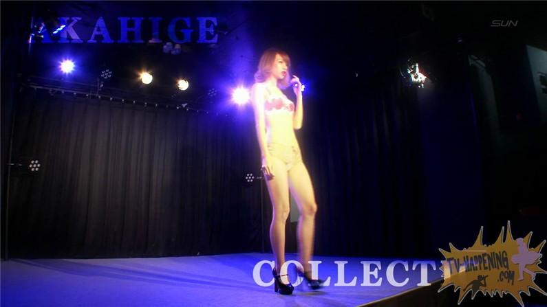 【お宝エロ画像】ケンコバのバコバコTVで美女達が透け透けの下着来て登場してたぞww 16