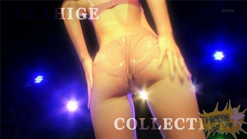 【お宝エロ画像】ケンコバのバコバコTVで美女達が透け透けの下着来て登場してたぞww 18