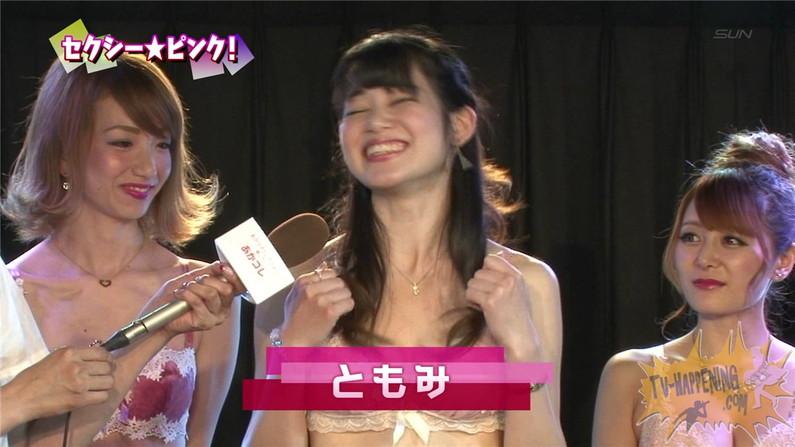 【お宝エロ画像】ケンコバのバコバコTVで美女達が透け透けの下着来て登場してたぞww 21