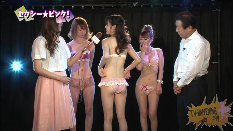 【お宝エロ画像】ケンコバのバコバコTVで美女達が透け透けの下着来て登場してたぞww 25