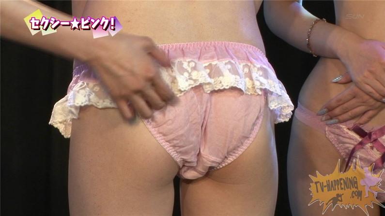 【お宝エロ画像】ケンコバのバコバコTVで美女達が透け透けの下着来て登場してたぞww 26