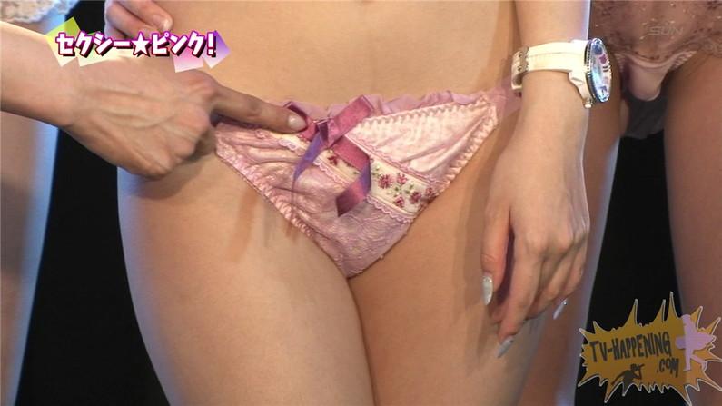 【お宝エロ画像】ケンコバのバコバコTVで美女達が透け透けの下着来て登場してたぞww 33