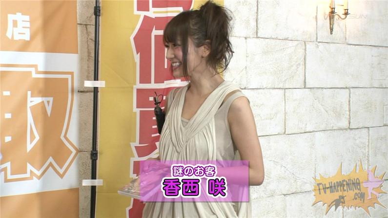 【お宝エロ画像】ケンコバのバコバコTVで美女達が透け透けの下着来て登場してたぞww 35