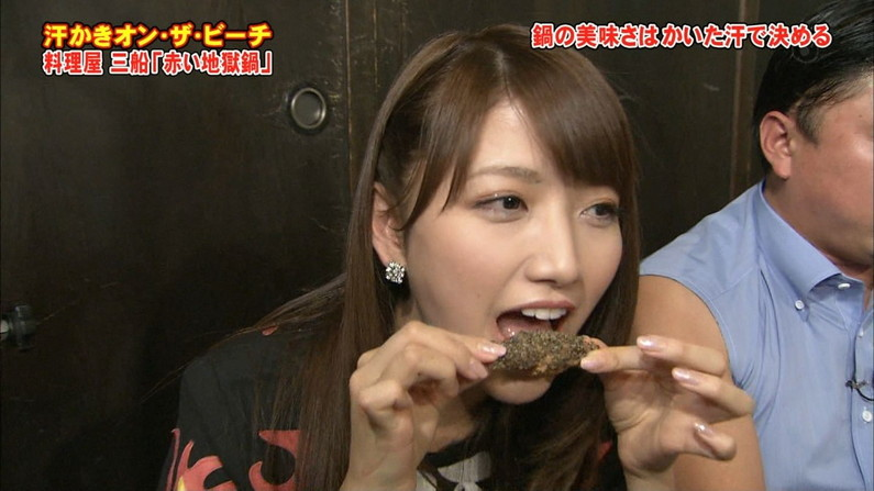 【擬似フェラキャプ画像】エロい顔して食べた子一等賞!今回のフェラ顔クイーンは?ww 05