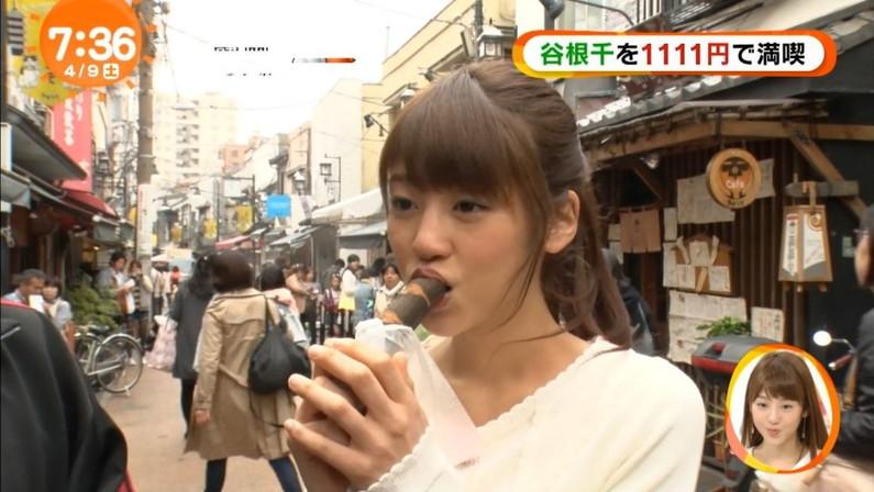 【擬似フェラキャプ画像】エロい顔して食べた子一等賞!今回のフェラ顔クイーンは?ww 24