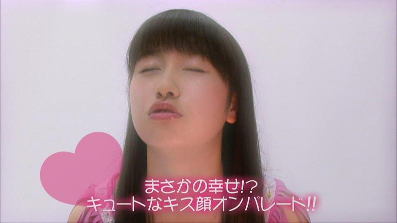 【キス顔キャプ画像】こんな顔して「チューして♡」っておねだりされてみたいよなww 17