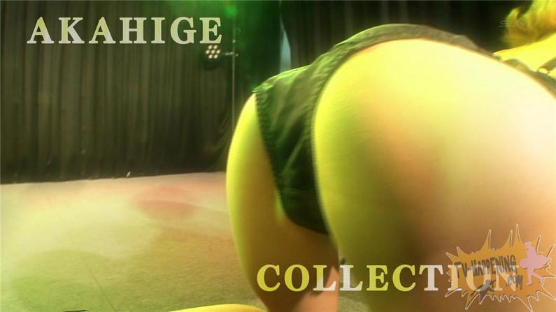 【お宝エロ画像】ケンコバのバコバコTVでデカ尻美女のTバックがやばいwその他、透け透け下着美女も現るw 25