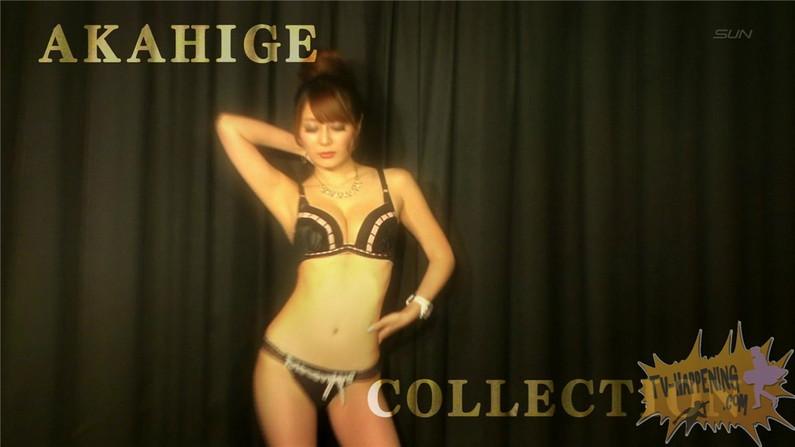 【お宝エロ画像】ケンコバのバコバコTVでデカ尻美女のTバックがやばいwその他、透け透け下着美女も現るw 27