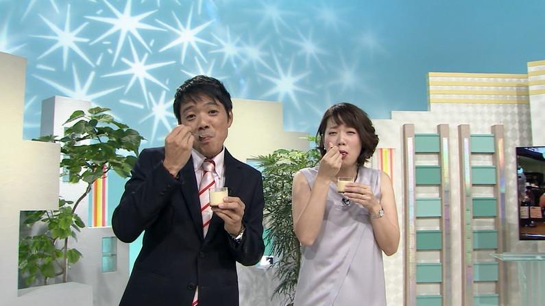 【擬似フェラキャプ画像】この食べ方と言い表情と言い完全に狙ってますよね?ww 03