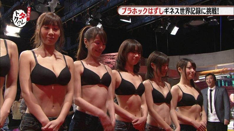 【下着キャプ画像】タレント達が下着姿でテレビに出た結果wwエロすぎだろw 05