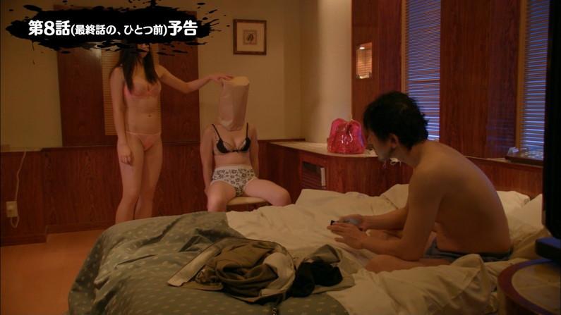 【下着キャプ画像】タレント達が下着姿でテレビに出た結果wwエロすぎだろw 19