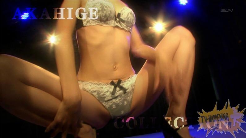 【お宝キャプ画像】ケンコバのバコバコTVでアナル見えそうな透け透け下着の美女が登場ww 19