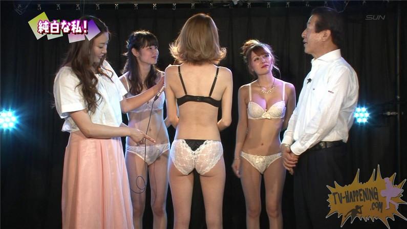 【お宝キャプ画像】ケンコバのバコバコTVでアナル見えそうな透け透け下着の美女が登場ww 33