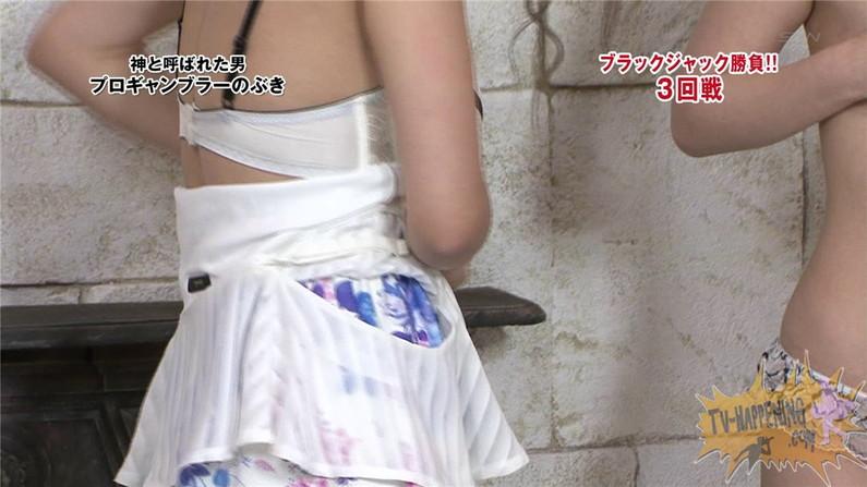 【お宝キャプ画像】ケンコバのバコバコTVでアナル見えそうな透け透け下着の美女が登場ww 42
