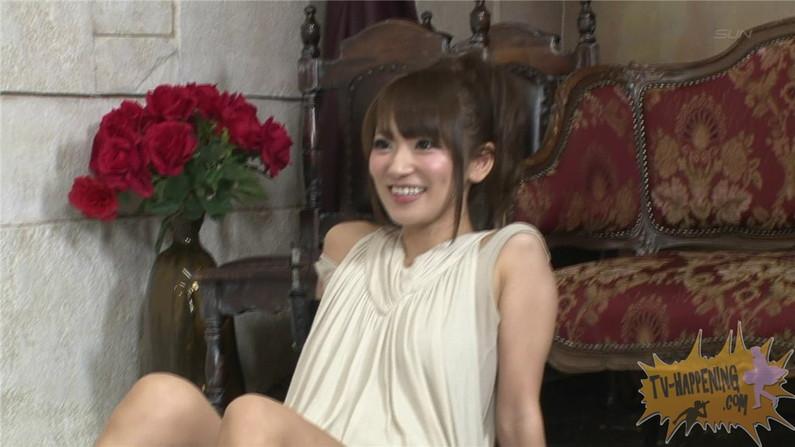 【お宝キャプ画像】ケンコバのバコバコTVでアナル見えそうな透け透け下着の美女が登場ww 54