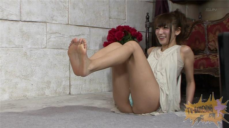 【お宝キャプ画像】ケンコバのバコバコTVでアナル見えそうな透け透け下着の美女が登場ww 58