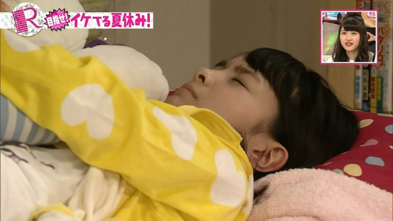 【寝顔キャプ画像】こんな可愛い寝顔した美女が隣にで寝てくれてたら癒されるだろうなぁw 07
