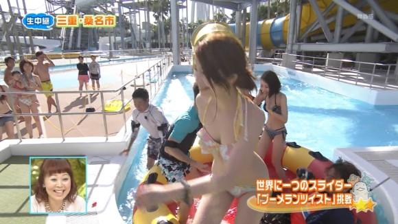 【放送事故画像】テレビで放送したエロ企画がやばすぎるww 01