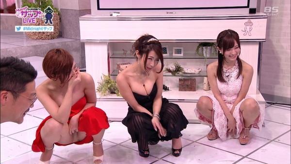 【放送事故画像】テレビで放送したエロ企画がやばすぎるww 06