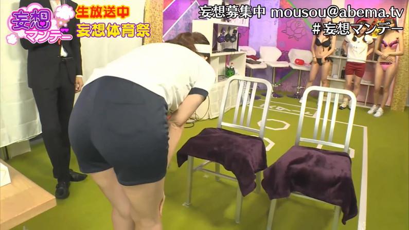 【お尻キャプ画像】ピタパン履いたタレント達がテレビでエロいお尻強調し過ぎww 19