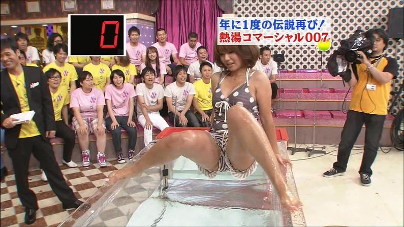 【開脚キャプ画像】テレビなのにおマンコクパーして股間アップで撮られちゃってるよww 03