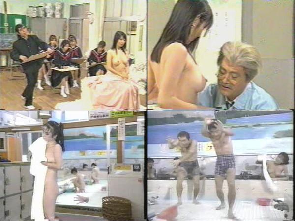 【お宝画像】この時代はテレビで普通にオッパイ出してOKだったのになぁww 14