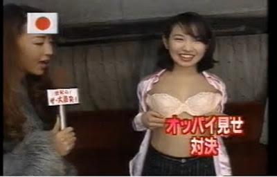 【お宝画像】この時代はテレビで普通にオッパイ出してOKだったのになぁww 17