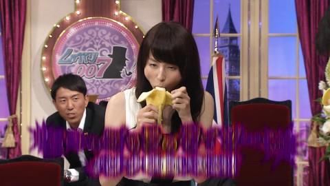 【放送事故画像】テレビで大口開けてやらしく食べてるその表情に勃起しましたww 07