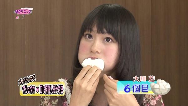 【放送事故画像】テレビで大口開けてやらしく食べてるその表情に勃起しましたww 09
