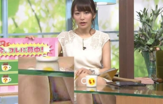 【放送事故画像】テレビ見てても股間が気になって仕方ないんだがww 13