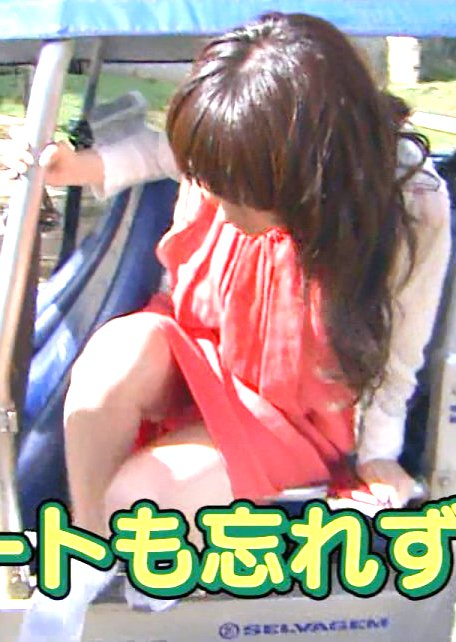 【放送事故画像】テレビ見てても股間が気になって仕方ないんだがww 17