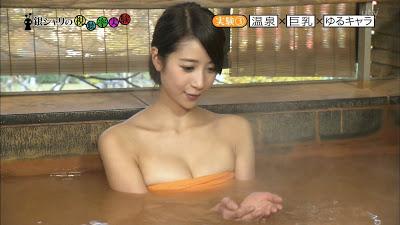 【放送事故画像】入浴シーンって一歩間違えたらマン毛まで見えそうになるよなwww 19