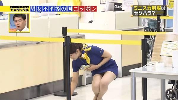 【放送事故画像】衣装でミニスカ履かされた時点でパンチラ狙われてるんだよwww 08