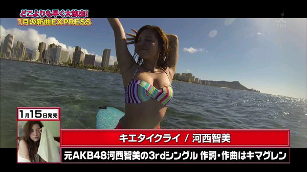 【放送事故画像】今年の夏も終わるし水着美女でも見納めとくかwww 03