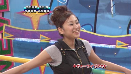 【放送事故画像】汗もしたたるいい女!みんな脇汗全開で頑張ってますねwww 16