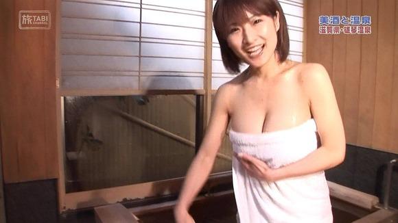 【放送事故画像】お風呂入ってる時の女ってなんでこんな色っぽくてエロく見えるんだろうww 15