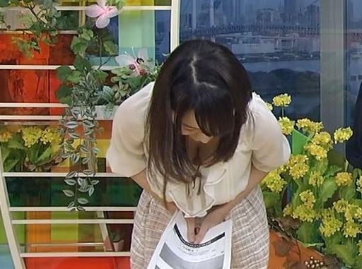 【放送事故画像】女性のオッパイは第二のお尻でしょwww 17