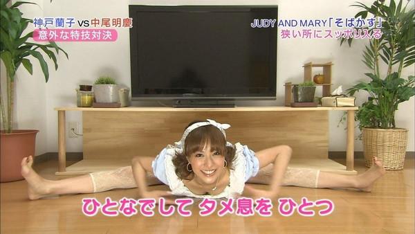 【放送事故画像】テレビで映るオッパイをムギュってしたくなる画像www 18