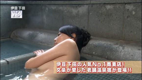 【放送事故画像】すべすべお肌の入浴キャプ画像w女の子とお風呂入りたーいw 05