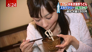 【放送事故画像】食レポなんだけどどぉしてもフェラ顔にしか見えない疑似フェラ画像ww 07