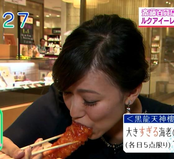 【放送事故画像】食レポなんだけどどぉしてもフェラ顔にしか見えない疑似フェラ画像ww 15