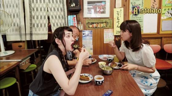 【放送事故画像】食レポなんだけどどぉしてもフェラ顔にしか見えない疑似フェラ画像ww 16