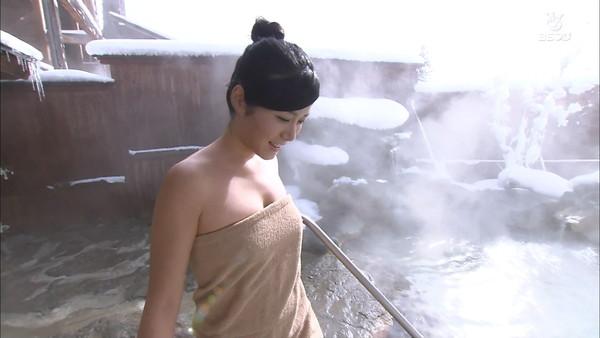 【放送事故画像】テレビでしか見れない女性の入浴姿がこちらwww 03